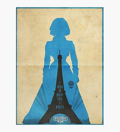 Elizabeth cool design Bioshock infinite Photographic Print