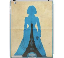 Elizabeth cool design Bioshock infinite iPad Case/Skin