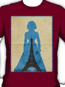 Elizabeth cool design Bioshock infinite T-Shirt