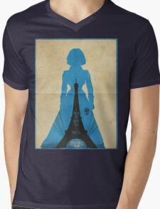 Elizabeth cool design Bioshock infinite Mens V-Neck T-Shirt