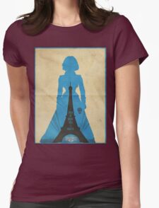 Elizabeth cool design Bioshock infinite Womens Fitted T-Shirt