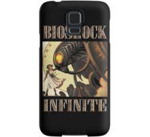 Bioshock infinite cool bird Samsung Galaxy Case/Skin