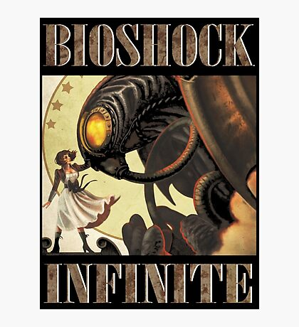Bioshock infinite cool bird Photographic Print