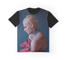 Pensive Prince Merchandise Graphic T-Shirt