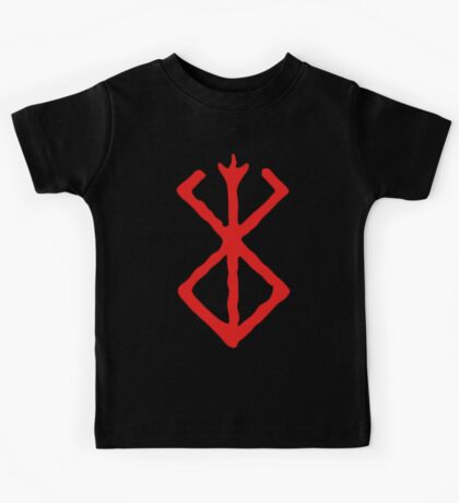 Berserk Sacrifice Emblem Kids Tee