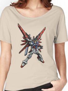 Destiny Gundam Women's Relaxed Fit T-Shirt