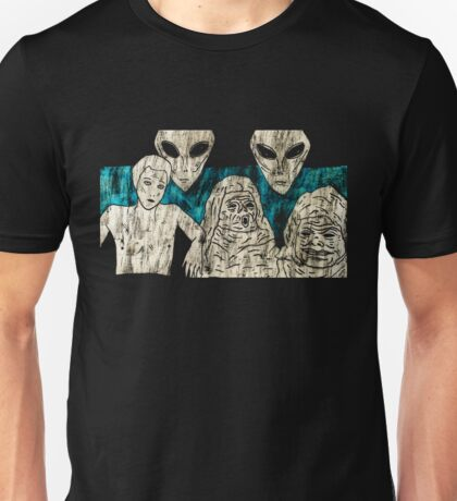 Communion Blue Shirt by Allie Hartley  Unisex T-Shirt