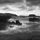 Cowrie beach - Phillip Island by Jim Worrall