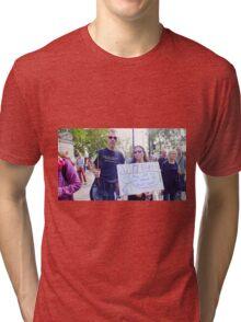 Good thinking. Tri-blend T-Shirt