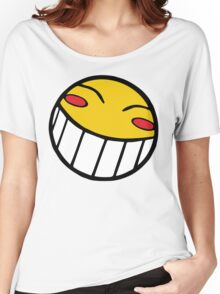 Cowboy Bebop Radical Ed Smiley Face Women's Relaxed Fit T-Shirt