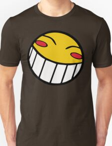 Cowboy Bebop Radical Ed Smiley Face Unisex T-Shirt