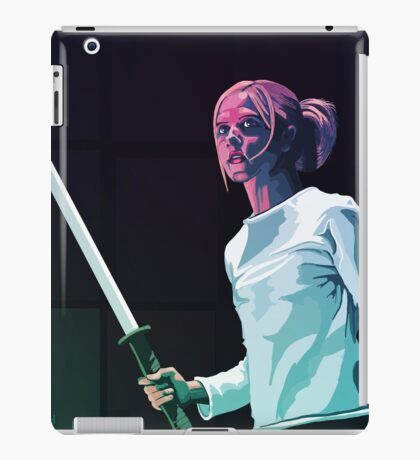 Team Slayer iPad Case/Skin