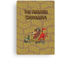 The Arkansas Chuggabug Canvas Print