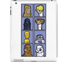 Star Wars Cartoon iPad Case/Skin