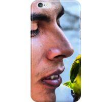 portraits - retratos iPhone Case/Skin