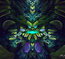 Fractal Fly by Manafold