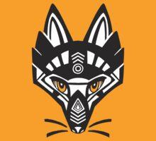 Fox shaman by Kossetsu