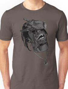 La Flame grey Unisex T-Shirt