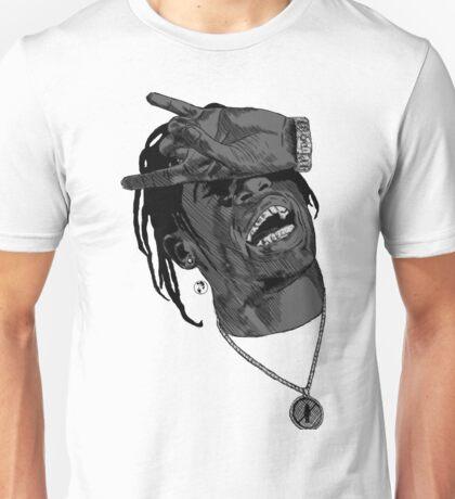 La Flame grey Unisex T-Shirt