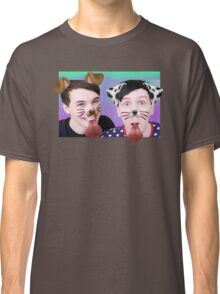 Phan as doggos Classic T-Shirt