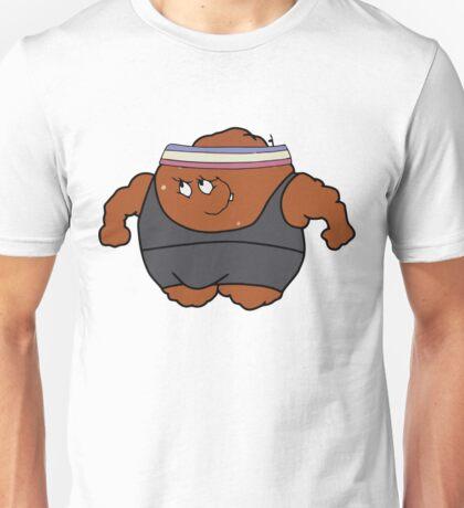 Meatwad Gym Unisex T-Shirt