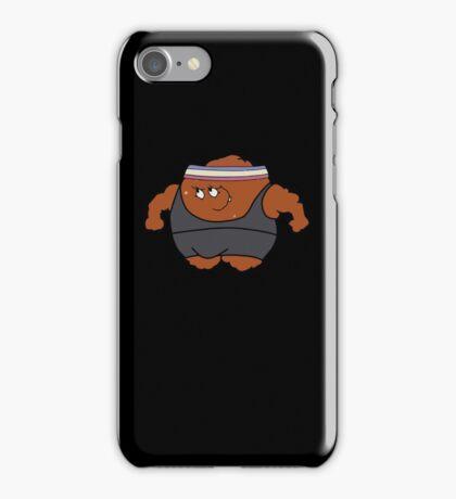 Meatwad Gym iPhone Case/Skin