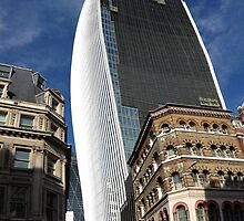 The  Walkie-Talkie Building by John Gaffen
