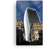 The  Walkie-Talkie Building Canvas Print