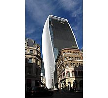 The  Walkie-Talkie Building Photographic Print