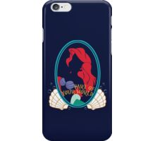 """Part of your World"" Sticker iPhone Case/Skin"