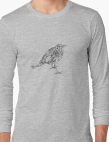 songthrush Long Sleeve T-Shirt
