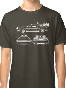 Delorean DMC Back to the Future Classic T-Shirt