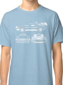 Delorean DMC Back to the Future Classic T-Shirt