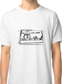 Del Griffith - Planes Trains Automobiles Classic T-Shirt