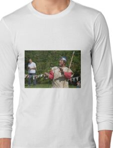 Medieval Fighters Long Sleeve T-Shirt