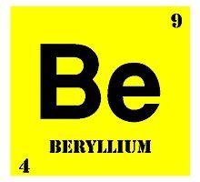Beryllium by kwg2200