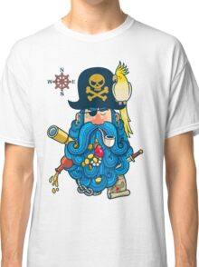 Pirate Portrait Classic T-Shirt