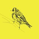 goldfinch by andley