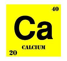Calcium Photographic Print