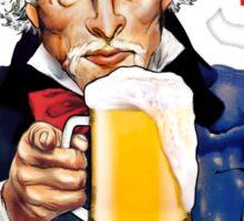 Drink Up! Sticker