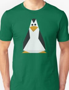 Geometric penguin Unisex T-Shirt