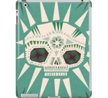 Sugar skull II iPad Case/Skin