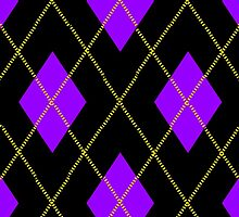Clan MacBride Argyle Pattern by PrivateVices