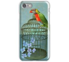 The Parrot iPhone Case/Skin