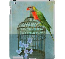 The Parrot iPad Case/Skin