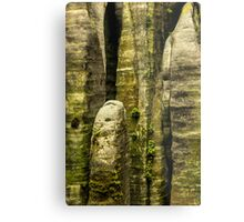 Stone Town - Nature Photography Metal Print