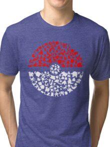 Who's That? Tri-blend T-Shirt