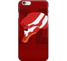 Eva 02 Silhouette iPhone Case/Skin