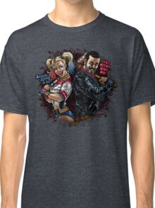 Harley & Negan Classic T-Shirt