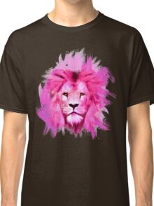 Pink Lion Classic T-Shirt